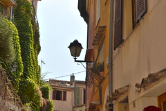 South of France (eatpraybake.hf) Tags: light summer plants house france flower nature yellow architecture buildings nikon european south details rustic lush provencal