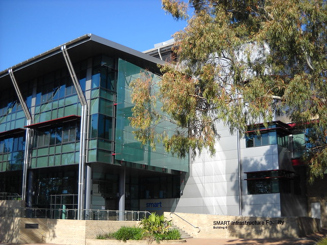 Smart Building, University of Wollongong
