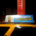 Lisa Simpson - Butterfinger Candy Bar Taxi Cab AD 3521
