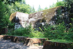 Gierłoż, Mazury, Poland (LeszekZadlo) Tags: trees green history monument ruins war europe mazury nazi hitler eu poland polska headquarters bunker german polen ww2 historical polonia ue pillbox pologne masuren iiww