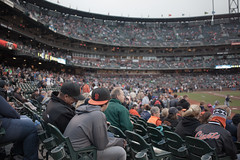 Pregame (AndreasGarcia) Tags: sanfrancisco original people color sports digital canon photography baseball bayarea sfgiants canon5d giants fans attpark ef28135f3556isusm originalphotography canon5dmkii