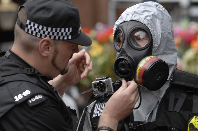 Exercise Arden - MOCK terrorist attack in Birmingham