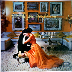 Don't... Take Your Love From Me (epiclectic) Tags: music art vintage artwork album paintings vinyl jazz romance lovers retro collection jacket cover lp record 1958 safe sleeve epiclectic bobbyhackett
