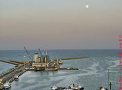 Palinuro (Luca Magni) Tags: sea sky port palinuro marinamilitare military marines hdr adriatic adriaticsea sailer ortona allievi navescuola portodiortona