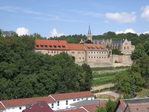 Beyernaumburg, Schloß