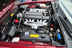 museum engine jag motor jaguar 60 coupé oneoff v12 xj xj12 svo xj40 enginebay triebwerk motorruimte jdht xj40com
