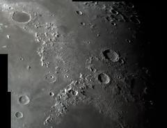 Plato to Aristillus to Aristoteles - 8/26/13 (zAmb0ni) Tags: sky moon night crater astrophotography astronomy plato celestron cassini aristoteles eudoxus aristillus
