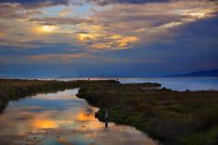 Capvespre deltaic (christian&alicia) Tags: landscape nikon sigma delta natura catalonia catalunya 18200 hdr arros paisatge ebre catalogne d90 christianalicia