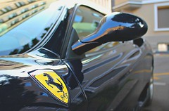 Ferrari (Javi Fdez Pozuelo) Tags: blue cars car yellow canon flow photo perfect flickr suiza zurich ferrari moment supercar photooftheday canoneos1100d