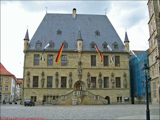 Osnabrueck Rathaus