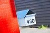 273/365_Mail @ 430 (red stilletto) Tags: red wall mailbox angle letterbox 365 redwall aphotoaday project365 365days