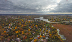 Fall Colors (cbecklund) Tags: tree fall colors minnesota go quad pro eden prairie copter f450 dji gopro quadcopter