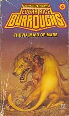 Burroughs, Edgar Rice - Thuvia, Maid of Mars (1979 PB) (sdobie) Tags: 1979 barsoom books burroughs covers maid mars thuvia whelan export 1750views 2000views 2500views 3000views 4000views 5000views 6000views 7000views 8000views thuviamaidofmars 9000views 10000views edgarriceburroughs