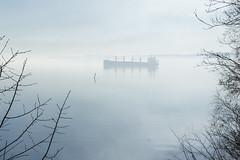 DSC02110-Morning mist (torenilsen) Tags: fog ships frierfjorden seenfromvold