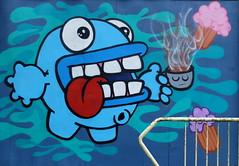 Slinge - Nol (oerendhard1) Tags: friends urban streetart art graffiti rotterdam lastplak nol slinge benneveld vision:text=065 vision:outdoor=0635