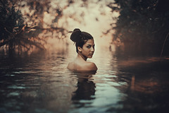 (Alessio Albi) Tags: portrait woman lake nature water girl river nikon 14 50 d600