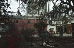 (yyellowbird) Tags: selfportrait girl cemetery georgia cari