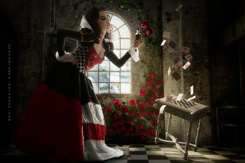 Alice in Wonderland: Queen of Hearts