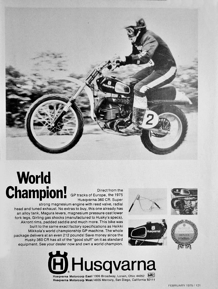 The World's most recently posted photos of 70s and husqvarna