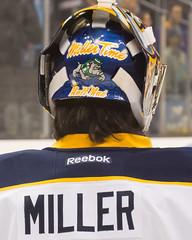 Ryan Miller (mark6mauno) Tags: hockey nhl 1 goalie buffalo nikon ryan center miller national goaltender staples j1 league staplescenter sabres ryanmiller buffalosabres nationalhockeyleague 201314 nikon1j1