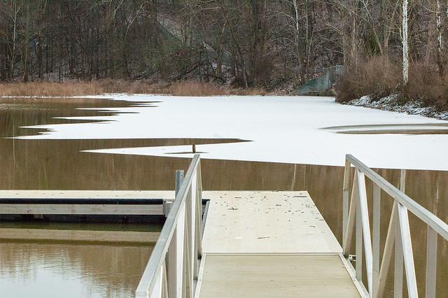 Griffy Lake - December 30, 2013