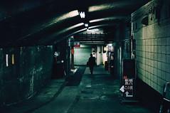 Tokyo Noir (OzGFK) Tags: street japan night tokyo ginza alley asia lane nikkor yurakucho honshu nikond90