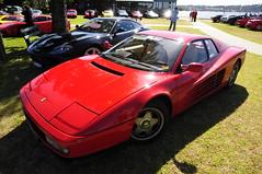 Ferraris on the Foreshore (7) (AAron Metcalfe) Tags: red car ferrari perth wa foreshore