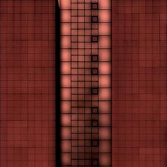 ..... (a.penny) Tags: texture geometric square pattern fuji frankfurt fujifilm messe muster 1x1 quadrat x10 torhaus 500x500 apenny