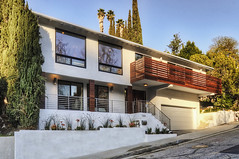 03 Front Exterior (Nick  Carlson) Tags: california architecture real losangeles estate hollywood nickcarlson truelifeimages