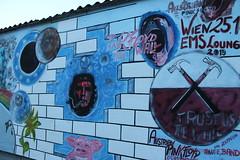 The Wall - Steyr - Austria (Been Around) Tags: winter wall austria österreich europa europe niceshot travellers eu pinkfloyd february friday sr thewall plakat oberösterreich europeanunion img3595 autriche freitag februar austrian aut steyr 2014 upperaustria spazieren steyrdorf a onlyyourbestshots nothingbutthebest hauteautriche concordians thisphotorocks worldtrekker wieserfeldplatz expressyourselfaward bauimage
