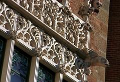 """Architecture details of Casa Terrades - """"Casa de les Punxes"""" in Barcelona (Sokleine) Tags: barcelona architecture spain modernism palace catalonia espana espagne chteau barcelone castell casadelespunxes catalogne casaterrades catalanmodernism"""