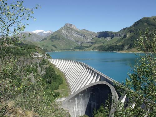 Barrage de Roselend © D. Dereani - Fondation Facim (1)