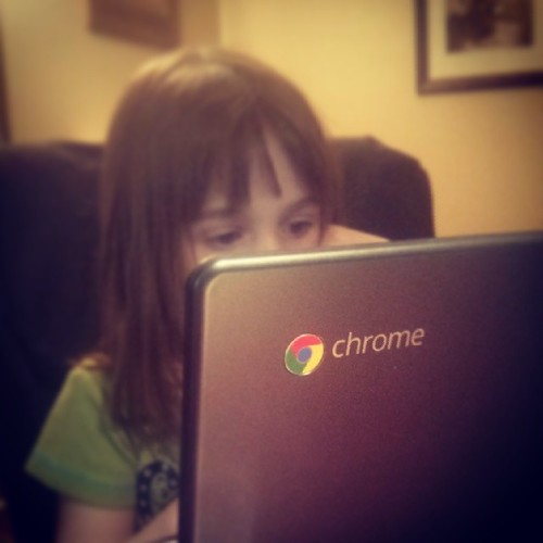 Chromebook by Nicolas Roberge, on Flickr