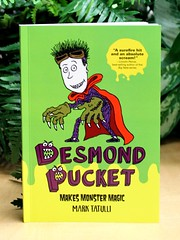 Desmond Pucket Makes Monster Magic (Vernon Barford School Library) Tags: new trip school fiction boys field monster effects reading book high mark library libraries joke magic reads books special read paperback tricks fieldtrip cover jokes junior trips novel desmond covers monsters bookcover makes trick middle cinematography vernon recent practicaljoke bookcovers practical paperbacks magictrick fieldtrips specialeffects novels practicaljokes magictricks barford pucket vernonbarford tatulli 9781449452162