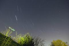 Small Star Trail with North Star (Jigsaw-Photography-UK) Tags: night stars star trail stargazing northstar