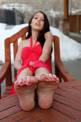 Heather's Sexy Feet! (Feet of Desire) Tags: feet fetish foot toes legs bare arches barefeet soles footfetish longtoes sexyfeet feetfetish higharches feetofdesire
