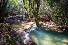Les sources de l'Huveaune (lebretla) Tags: poselongue vasques filtregrisneutre d7000 sourcesdelhuveaune