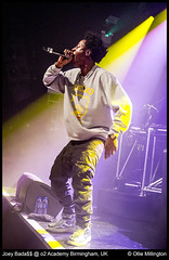 Joey Bada$$ (Ollie Millington Photography [] com) Tags: show concert support artist gig performance newyorker mc american onstage rap producer rapper disclosure olliemillington proera joeybadass joeybada theproeracollective