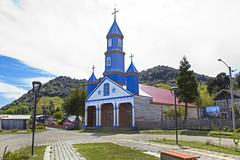 Tenan  RESTAURADO (cristianaqua) Tags: amigos madera unesco castro templos iglesias cultura fundacion patrimonio dalcahue patrimoniales chiilo