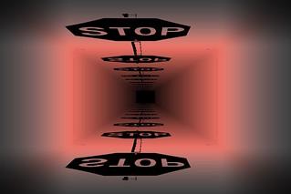 #CrazyCamera stop sign
