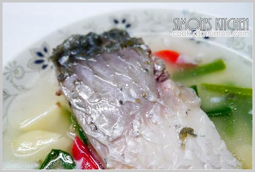 白灼草魚排05