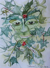 "Christmas Green Man <a style=""margin-left:10px; font-size:0.8em;"" href=""https://www.flickr.com/photos/66157425@N08/14111452602/"" target=""_blank"">@flickr</a>"