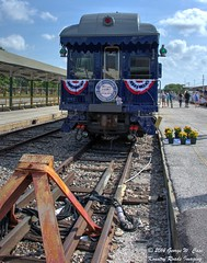 Georgia 300 (George Case, Kountry Roads Imaging) Tags: railroad nikon trains case tampaflorida nikkor18200mm hillsboroughcounty d7100 kountryroadsimaging tampaunionstation nikond7100 georgecase nationaltrainday2014