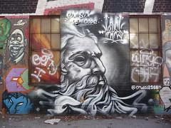 Toronto 2015 (bella.m) Tags: graffiti streetart urbanart toronto ontario canada art demigods graffitialley rushlane