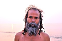 Portraits from Gangasagar (pallab seth) Tags: portrait people india face festival asian religious nikon asia outdoor indian religion culture ritual priest tradition custom hindu hinduism bengal pilgrimage pilgrim ganga sadhu mela sagar 2015 peopleoftheworld gangasagar anindianportrait gangasagarmela