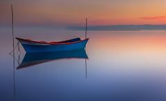 Ria de Aveiro, Sunrise (paulosilva3) Tags: world mist sunrise landscape lee filters waterscape naturescape polariser abigfave