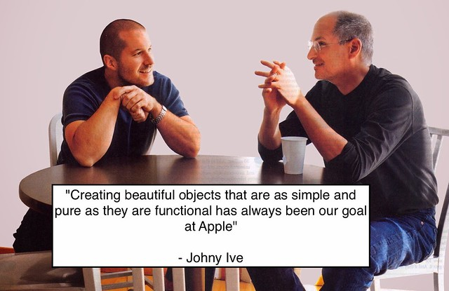 One Fantastic Jony Ive Quote About Apple: What They Strive For, The Theory Behind All Products