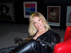 50 Shades of Red (Christina Saint Marché) Tags: blonde countess balletboots leatherthighhighboots christinasaintmarche saintmarche stmarche saintmarchechristinastmarche