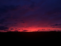 Sunset (jtknowles1159) Tags: sunset sky cloud outdoor dusk indiana
