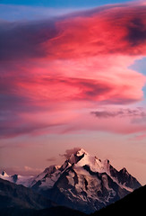 Switzerland - Belalp: Mountain Drama (thotran7989) Tags: summer beauty switzerland scenic swissalps belalp travelphotography dramaticsunset jonreid mountainlight tinareid nomadicvisioncom